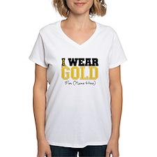 Custom Childhood Cancer Shirt