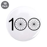 "Century Ride 3.5"" Button (10 pack)"