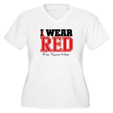 Custom Heart Disease T-Shirt