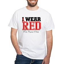 Custom Heart Disease Shirt