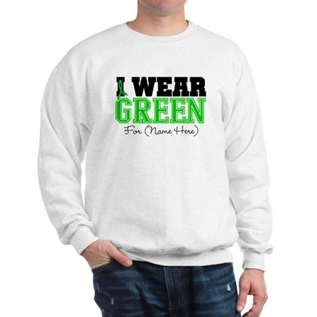 Custom Bile Duct Cancer Sweatshirt