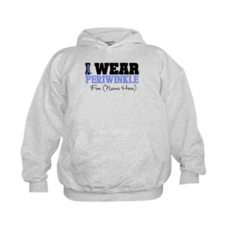 Custom Esophageal Cancer Kids Hoodie