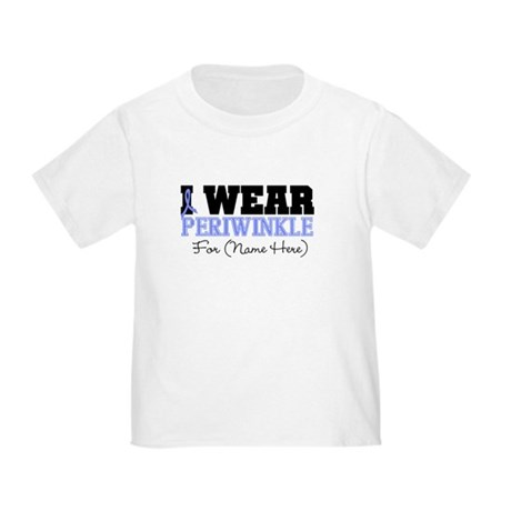 Custom Esophageal Cancer Toddler T-Shirt