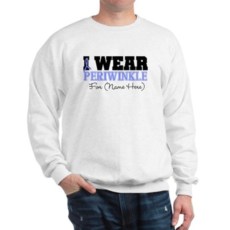 Custom Esophageal Cancer Sweatshirt