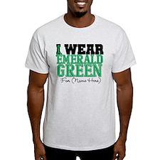 Custom Liver Cancer T-Shirt