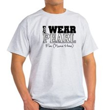 Custom Lung Cancer T-Shirt