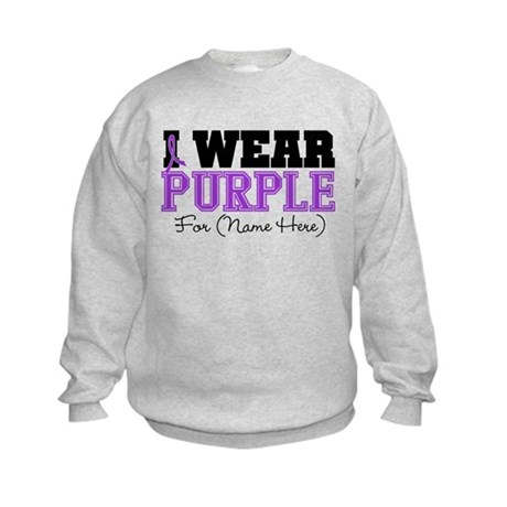 Custom Lupus Kids Sweatshirt