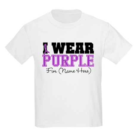 Custom Lupus Kids Light T-Shirt