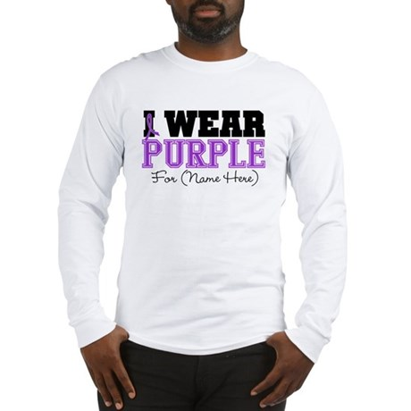 Custom Lupus Long Sleeve T-Shirt
