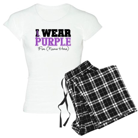 Custom Lupus Women's Light Pajamas