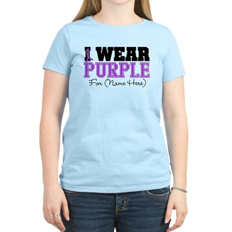Custom Lupus Women's Light T-Shirt