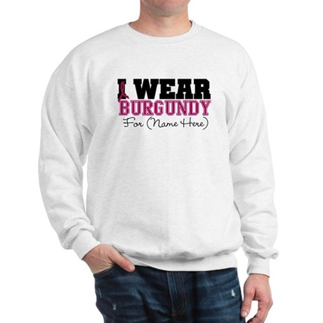Custom Multiple Myeloma Sweatshirt