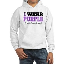 Custom Pancreatic Cancer Hoodie