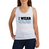 Custom Prostate Cancer Women's Tank Top
