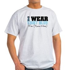 Custom Prostate Cancer T-Shirt