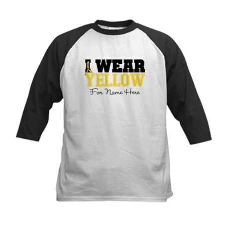 Custom Sarcoma Kids Baseball Jersey