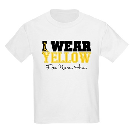 Custom Sarcoma Kids Light T-Shirt
