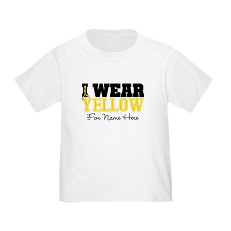 Custom Sarcoma Toddler T-Shirt