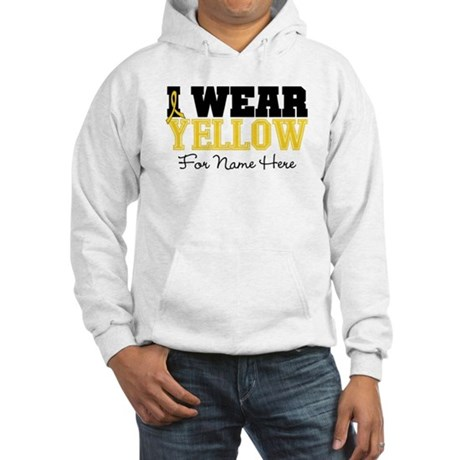 Custom Sarcoma Hooded Sweatshirt