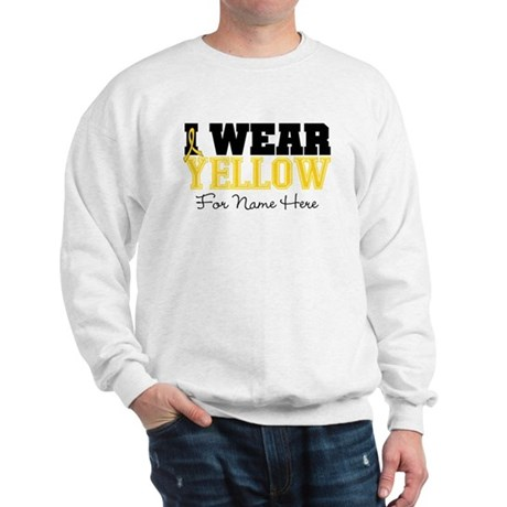 Custom Sarcoma Sweatshirt
