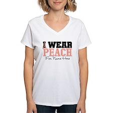 Custom Uterine Cancer Shirt