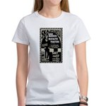 Tour Posters Women's T-Shirt