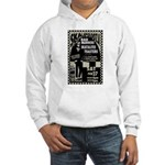 Tour Posters Hooded Sweatshirt