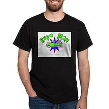 Repo Man Black T-Shirt