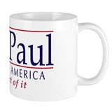 Ron Paul Small Mugs