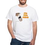 Stay Away Jessica White T-Shirt