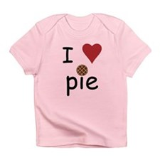I Love Pie Infant T-Shirt