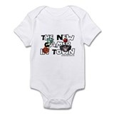 GGC New Gamer Infant Bodysuit (multiple colors))