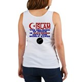 Religion of Peace Women's Tank Top