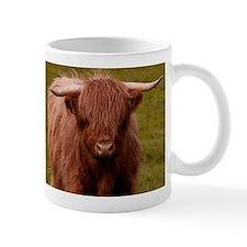 Scottish Highland Cow Mug