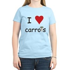 I Love Carrots T-Shirt