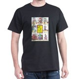 7 Pottery Dwarves T-Shirt