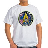NCC-1701 Mission Patch T-Shirt
