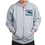 Fishing Dad Zip Hoodie
