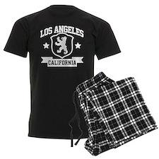 Los Angeles Heraldry Pajamas