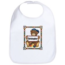 Teddy Bear, Christopher - Bib