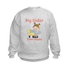 Big Sister Custom Sweatshirt