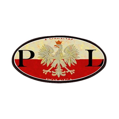 Poland Polska Patches