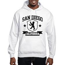 San Diego Heraldry Hoodie