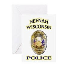Neenah Police Department Greeting Cards (Pk of 10)
