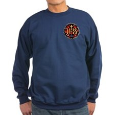 Society of Jesus (Jesuit) Emb Sweatshirt