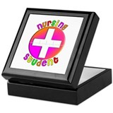Nursing Student IV 2011 Keepsake Box