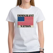 Immigrant Nation Tee