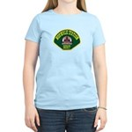Norwalk Sheriff Women's Light T-Shirt