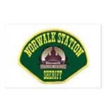 Norwalk Sheriff Postcards (Package of 8)