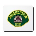 Norwalk Sheriff Mousepad